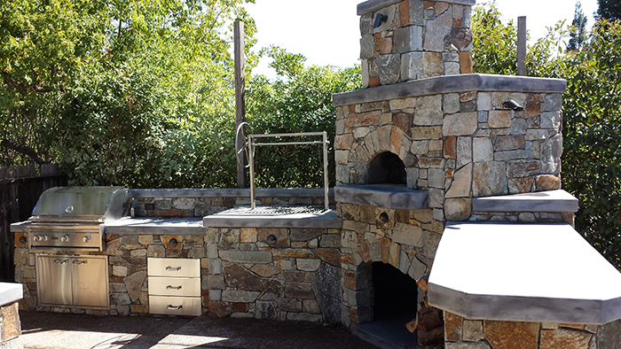 Outdoor Kitchen Sacramento CA