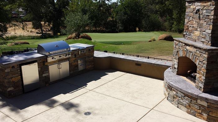 Outdoor Kitchen El Dorado Hills, CA