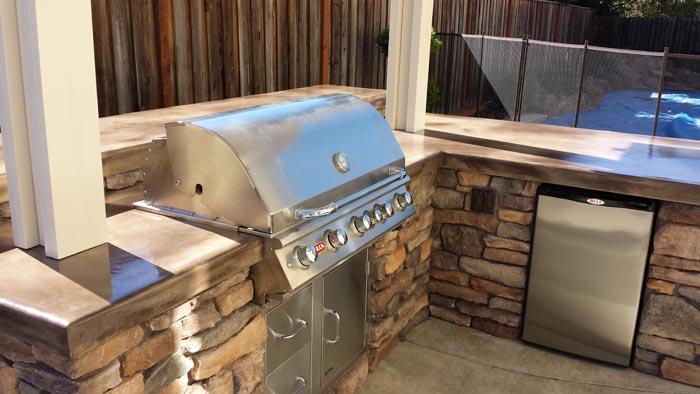 Custom Outdoor Kitchens Folsom