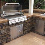 Outdoor Kitchen - BBQ Island Sacramento