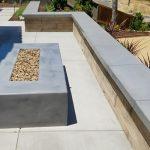 Outdoor Kitchen and Fireplace Design in El Dorado Hills