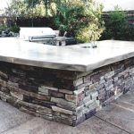 Luxury El Dorado Stone Outdoor Kitchen